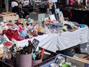 Suche Flohmarkt Verkäufer