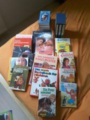 22 Bücher Flohmarkt