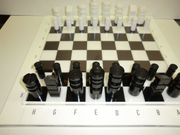 Design-Schachspiel