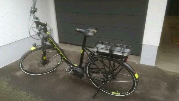 E Bike Scott E-Sub Tour