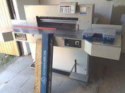 Papierschneidemaschine Stapelschneider