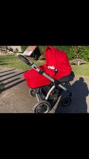 Kinderwagen Maxi cosi Mura 4