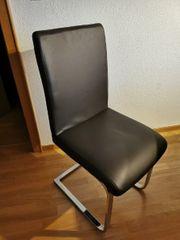 4x Esszimmer Schwing Stühle