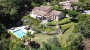 Villa Valbonne 12km Cannes 6P