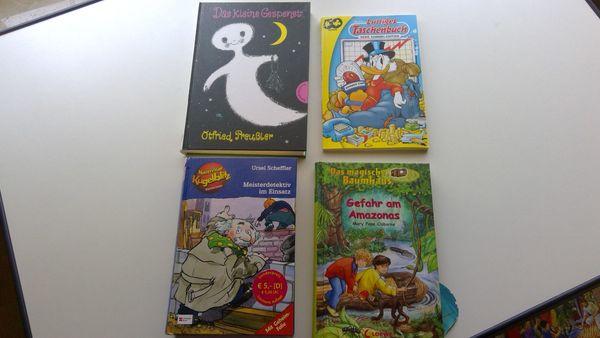3 versch Kinderbücher Kleines Gespenst