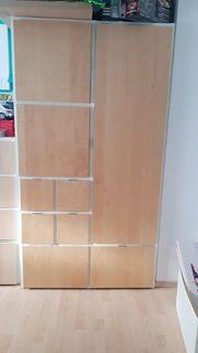 Ikea Kleiderschrank und Kommode