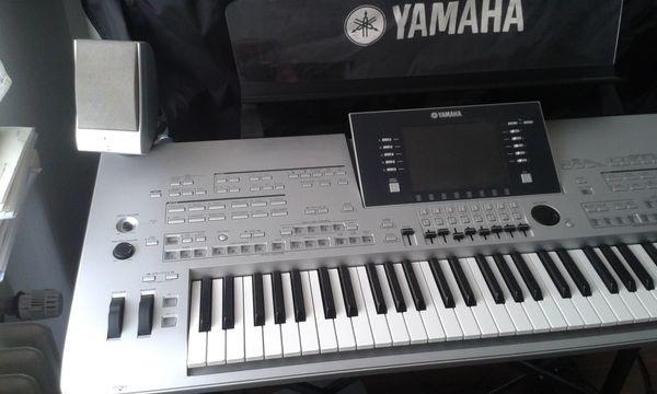 Yamaha Tyros 3