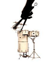 Schlagzeuger Perc sucht Musiker für
