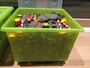 Ganz viel Duplo- und PlaymobilSpielzeug