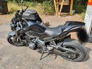 Kawasaki Z 900 wenig KM