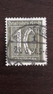 Briefmarke Deutsches Reich Mo 159b