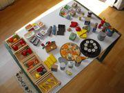 Holzspielzeug für Kaufladen