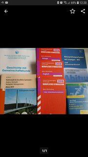 Abiturprüfungsaufgabenbücher WG