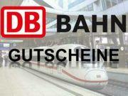 Deutsche Bahn Gutschein 100EUR