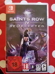 Saints Row IV Re-Elected Nintendo
