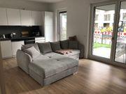 Stilvolle 2-Zimmer-Erdgeschosswohnung mit Garten und