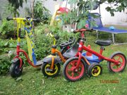 Roller Dreirad Laufrad