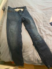 Motorrad Jeans Damen