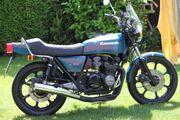 Kawasaki Z550b Baujahr 1983 Tüv