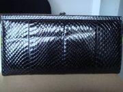Alte Clutch Unterarmtasche mit Bügel