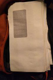 Briefumschlage mit Fenster