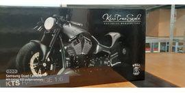 RC-Modelle, Modellbau - Walzbike Rampage 1 6 Modellmotorrad