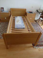 Hochwertiges Einzelbett 200x90