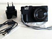 LUMIX Panasonic DMC-TZ61 Digitalkamera mit