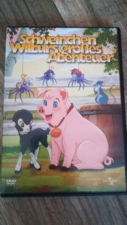 Schweinchen Wilburs großes Abenteuer DVD