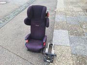 Recaro Start Kindersitz mit Fußstütze