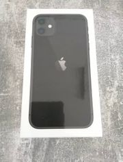 iPhone 11 128GB Schwarz Neu