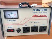 1000 Watt Transformator Seven Star