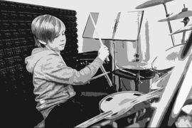 Drums, Percussion, Orff - Spielen mit Spaß - individueller Schlagzeug-Unterricht