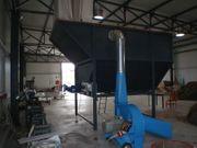 Strohmühle STM301 Einstreugerät Strohmehl Strohhexe