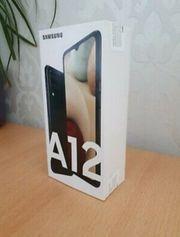 SAMSUNG GALAXY A12 BLACK 64GB