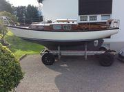 Verkaufe Segelboot Trintella l