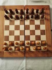 Schach Und Backgammon Spiel 2