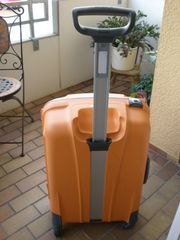 SAMSONITE- Reisekoffer in orange NEU