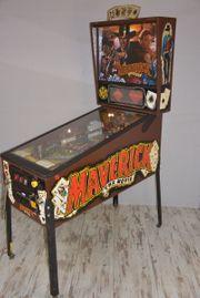 Maverick Sega Flipper
