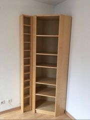 IKEA Eck-Sckrank plus kleines Regal