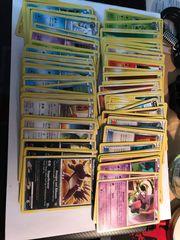 Pokemon Karten Normal Holo und