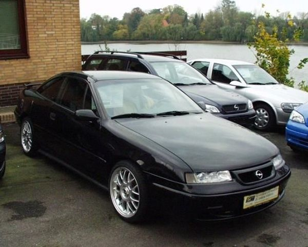 Last Edition V6 Calibra