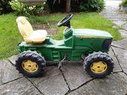 Tretttraktor Traktor