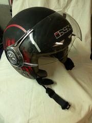 2 Motorrad-Helme