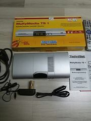 Digital Receiver TechnicSat MultyMedia TS
