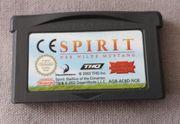 Spirit - Der wilde Mustang Nintendo