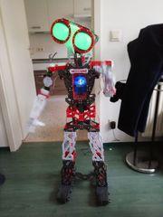 Verkaufe Roboter Meccanoid