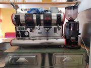 Professionelle Espressomaschine mit Kaffeemühle günstig