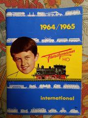 Fleischmann H0-Katalog 1964 65