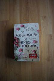 Taschen-Buch Roman Doppelband Rosenfrauen Honigtöchter